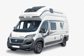 "Hire a motorhome in Bad Vilbel from private owners| Knaus ""Jinny"""