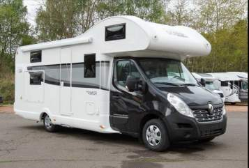 Hire a motorhome in München from private owners| Rimor  Katamarano 50