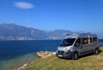 Hire a motorhome in Beckum from private owners| Pössl Cruiser