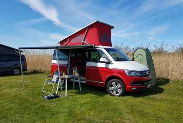 Hire a motorhome in Köln from private owners| VW T6 2.0 TDI Paulchen