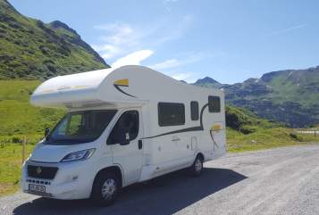 Hire a motorhome in Wendlingen am Neckar from private owners| Fiat Womo Paul