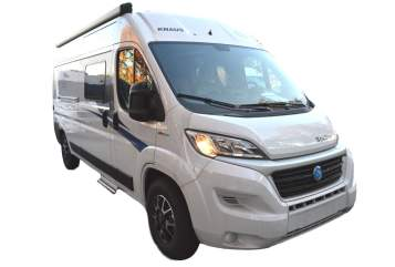 Hire a motorhome in Ludwigshafen am Rhein from private owners| Knaus Sardinenbüchse