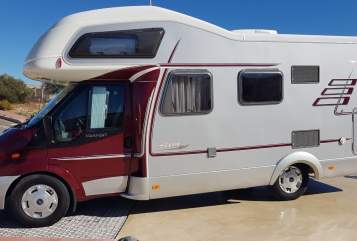 Hire a motorhome in Siegen from private owners| Ford Sammy
