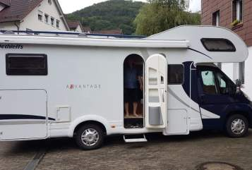 Hire a motorhome in Lichtenstein from private owners| FIAT Mr.Pit