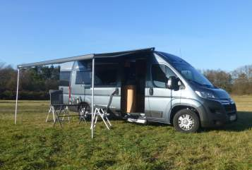 Hire a motorhome in Langen from private owners| Pössl NEO