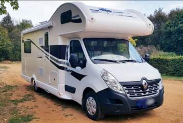 Hire a motorhome in Norderstedt from private owners| Ahorn Theo
