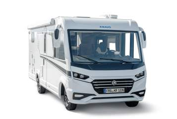 Hire a motorhome in Seubersdorf in der Oberpfalz from private owners| Knaus Bino 5