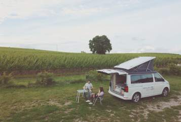 Hire a motorhome in Großräschen from private owners| VW Alma
