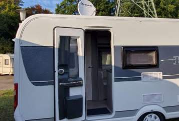 Hire a motorhome in Kahl am Main from private owners| Hobby Herby