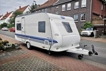 """Hire a motorhome in Ronnenberg from private owners