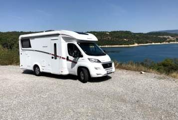Hire a motorhome in Delbrück from private owners| Dethleffs  Dodi