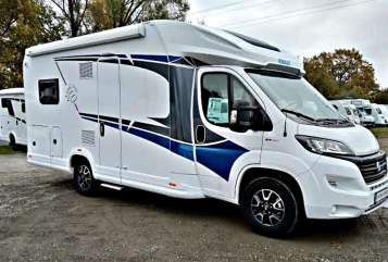 Hire a motorhome in Quakenbrück from private owners  Knaus Live Wave 650MF