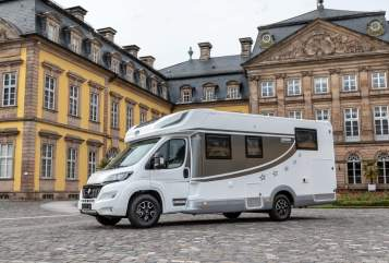 Hire a motorhome in Düsseldorf from private owners| Miller 1167