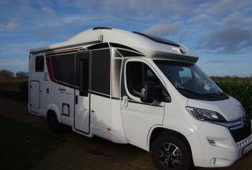 Hire a motorhome in Schapen from private owners  Bürstner DreamMo