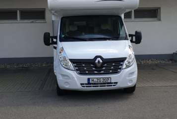 Hire a motorhome in München from private owners| Renault Master, Canada Ad  BUCO