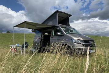 Hire a motorhome in Hamburg from private owners| VW Natan