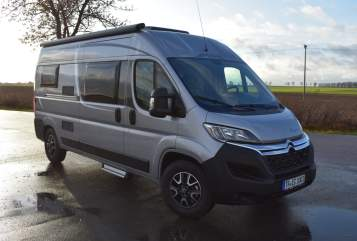 Hire a motorhome in Jüterbog from private owners| Pössl  Benni