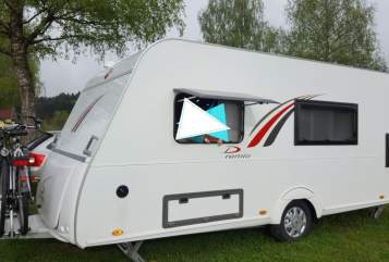 Hire a motorhome in Bonn from private owners| Bürstner Villa on Road