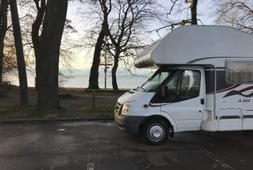 Hire a motorhome in Ubstadt-Weiher from private owners| Ford Udo