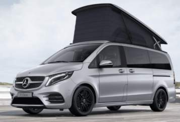 Hire a motorhome in Haar from private owners| Mercedes Benz Marco Polo