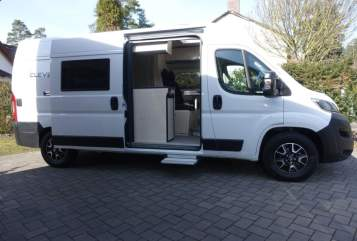 Hire a motorhome in Nürnberg from private owners| Pössl Clever Kids