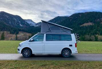 Hire a motorhome in München from private owners| VW Fritzi