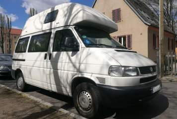 Hire a motorhome in Dresden from private owners  VW Seemann
