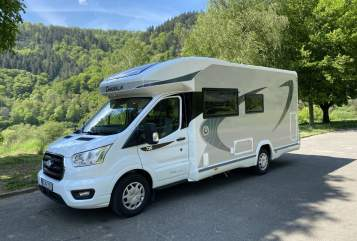 Hire a motorhome in Schönau from private owners| Chausson  Lucky