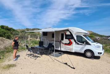 Hire a motorhome in Köln from private owners  Challenger Lucie