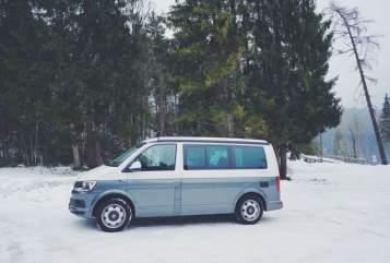 Hire a motorhome in München from private owners| VW Bruno