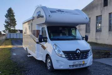 Hire a motorhome in Ohorn from private owners| Renault, Ahorn  Flotte Lotte