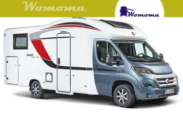 Hire a motorhome in Wolmirstedt from private owners| Bürstner Ixeo TimeIT726G