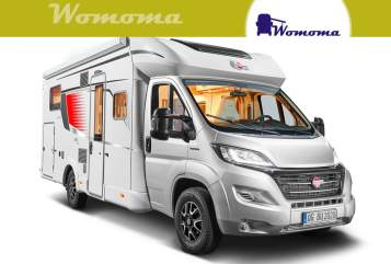 Hire a motorhome in Wolmirstedt from private owners| Bürstner LyseoTime t690G