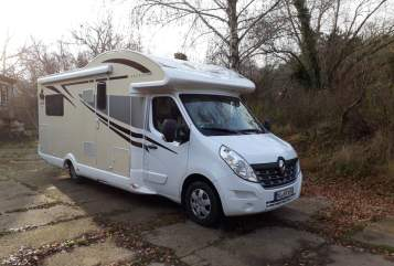 Hire a motorhome in Hettstedt from private owners| Ahorn Canada TE PLUS Miss Maple
