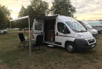 Hire a motorhome in Himmelkron from private owners| Clever  WOMO