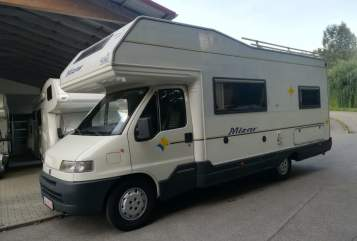 Hire a motorhome in Bad Liebenzell from private owners| CI  MIZAR