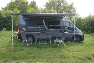 Hire a motorhome in Münster from private owners| Pössl Pössl-Express