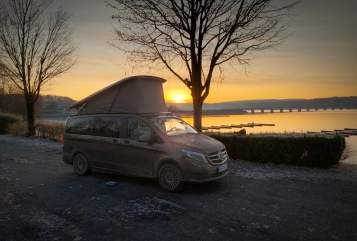 Hire a motorhome in Wiesmoor from private owners| Mercedes  MarcoPolo