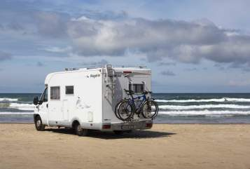 Hire a motorhome in Ransbach-Baumbach from private owners| Citroen Bavaria Cheznous
