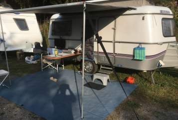 Hire a motorhome in Hannover from private owners  Eriba Eriba Troll
