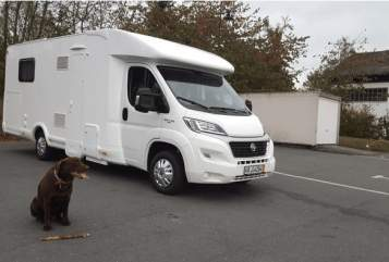 Hire a motorhome in Krefeld from private owners| Millers  Gompa