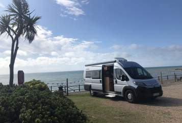 Hire a motorhome in Haan from private owners| Citroen Kerstins