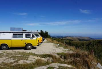 Hire a motorhome in Neschwitz from private owners| VW Benno