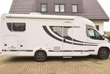 Hire a motorhome in Belm from private owners| Soma Camp Fischermansrent