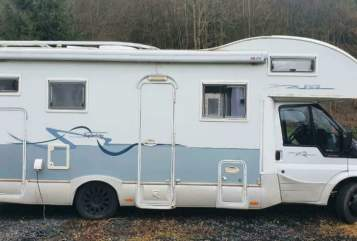 Hire a motorhome in Bodenheim from private owners| Rimor Resi