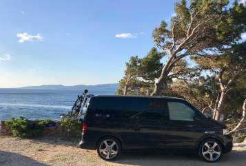 Hire a motorhome in München from private owners| VW BUS.TRP