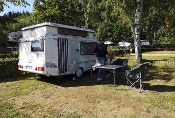 Hire a motorhome in Hörstel from private owners| Rapido Rapido