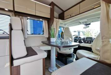 Hire a motorhome in Pfungstadt from private owners| XGO Chiller