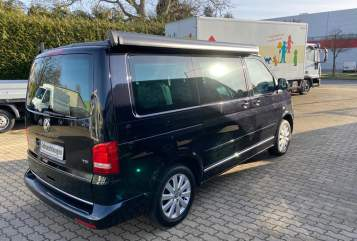 Hire a motorhome in Aachen from private owners| VW T5  T5 Black Beauty