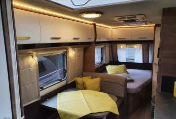 Hire a motorhome in Ettal from private owners| Knaus Knaus Sport 540